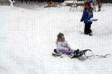 P-on-sled
