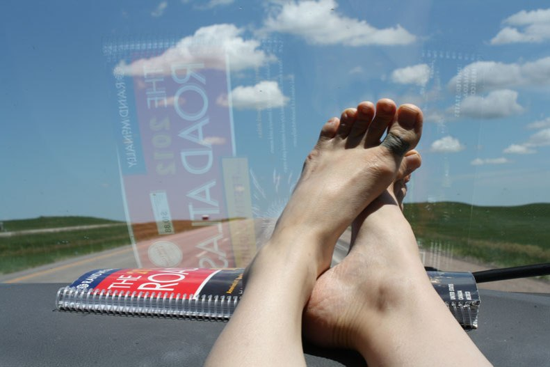feet-and-window